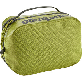 Patagonia Black Hole Cube Toiletry Bag Medium Folios Green
